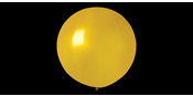 Giant Balloon Gold 80 cm