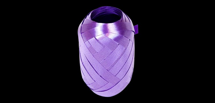 Purple Ribbon 20 m