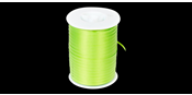 Lime green Ribbon 500 m