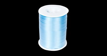 Light blue Ribbon 250 m