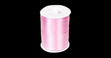 Light pink Ribbon 250 m