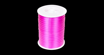Dark pink Ribbon 500 m