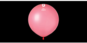Fluo red balloons