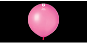 Fluo pink balloons