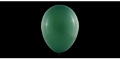 Dark green balloons