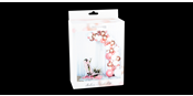 Balloon arch kit rose gold