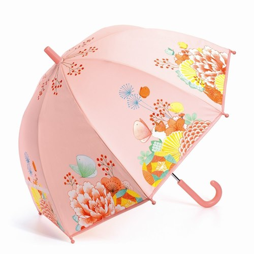 Paraply, Blomsterträdgård