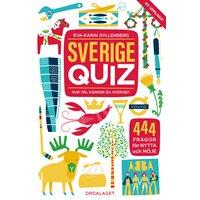 Sverige Quiz - Hur väl känner du Sverige?