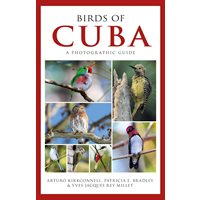 Birds of Cuba A Photographic Guide