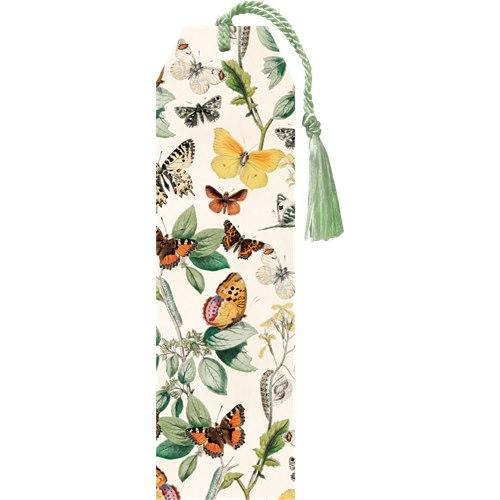 Bookmark Butterflies Vintage