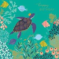 Kort Sköldpadda