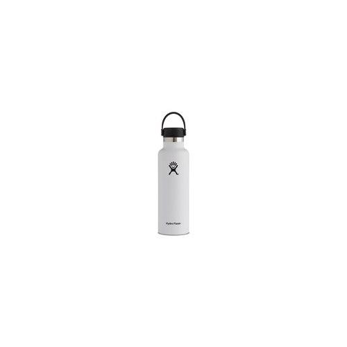 Hydro Flask, White Standard Mouth Flex 21 (621ml)
