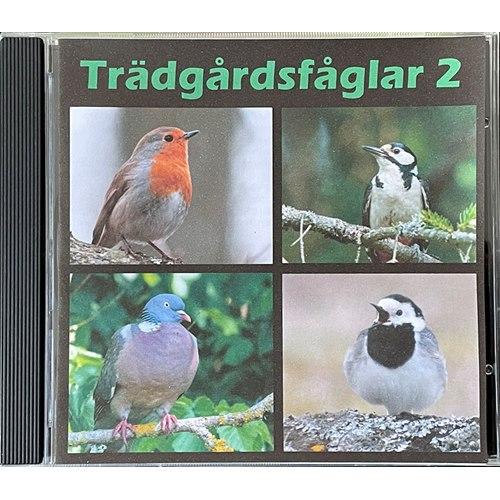 Trädgårdsfåglar 2 (Book) CD