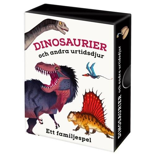 Dinosaurier och andra urtidsdjur - Ett familjespel