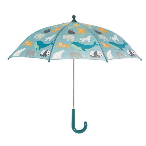 Paraply, Utrotningshotade djur