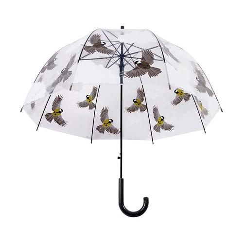 Paraply Talgoxar, transparent