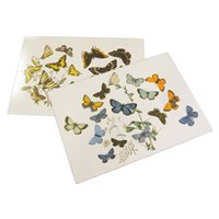 Bordstablett Fjärilar