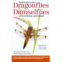 Dragonflies and Damselflies Europe 5:th edition (Brooks)