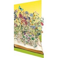 Kort Book of Flowers
