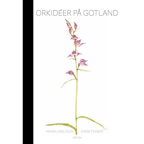 Orkidéer på Gotland (Karlsson & Tinnert)