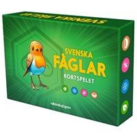 Svenska fåglar - kortspelet
