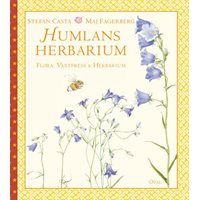 Humlans herbarium : Flora, växtpress och herbarium