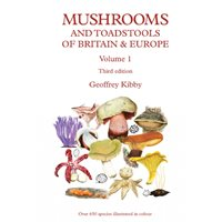 Mushrooms and Toadstools of Britain and Europe. Vol. 1