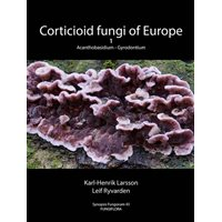 Corticoid fungi of Europe