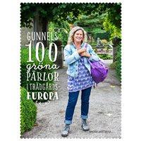 Gunnels 100 gröna pärlor i trädgårds Europa