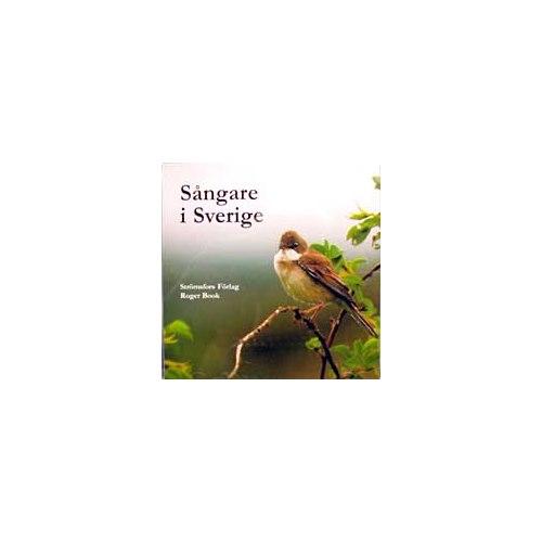 Sångare i Sverige (Book) CD