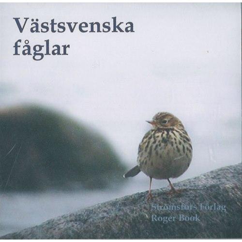 Västsvenska fåglar (Book) CD