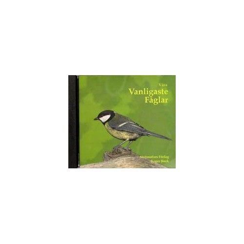Våra vanligaste fåglar (Book) CD