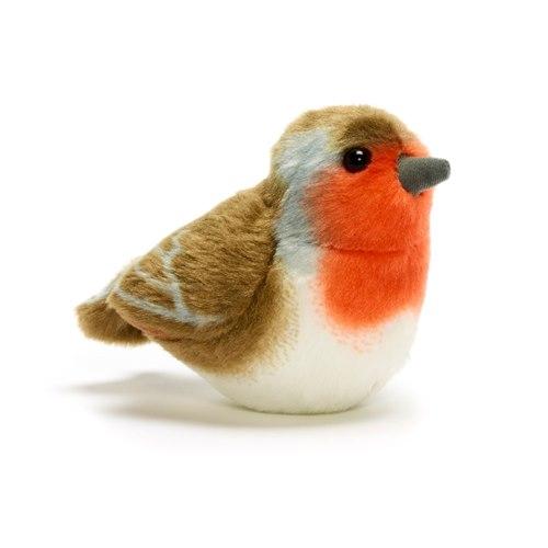 Pipfågel Rödhake