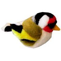 Pipfågel Steglits