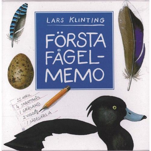 Memory Första Fågelmemo