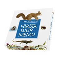 Memory Djurmemo (Animals)