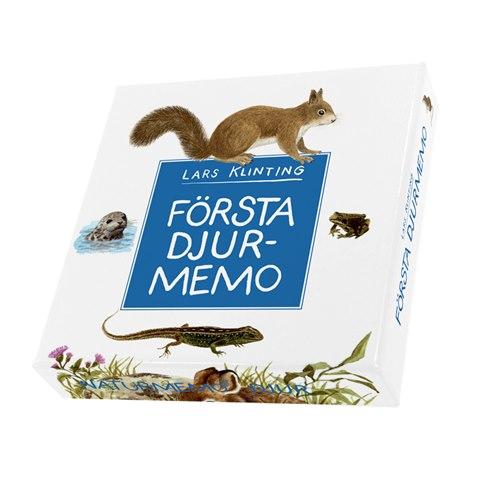 Memory Djurmemo (Animals)