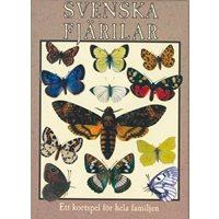 Svenska fjärilar, kortspel