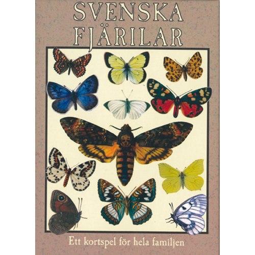 Cardgame Swedish Butterflies