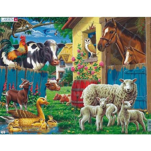 Puzzle Farm, Maxi