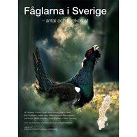 Fåglarna i Sverige - antal och förekomst (Ottosson & Ottvall)