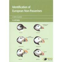 Identification of European Non-Passerines (Baker)