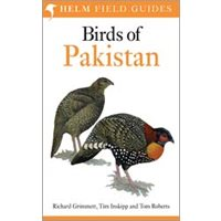 Birds of Pakistan (Grimmett, Inskipp & Roberts)