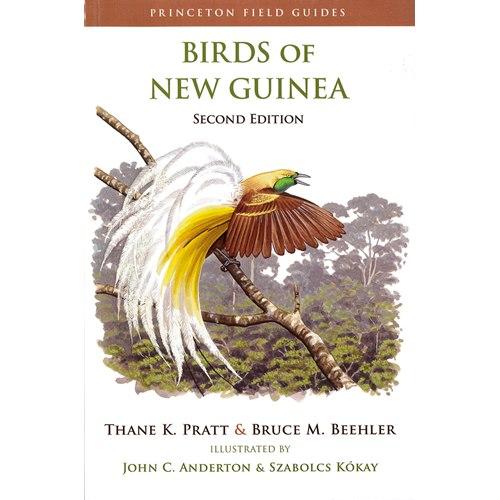 Birds of New Guinea (Pratt & Beehler)