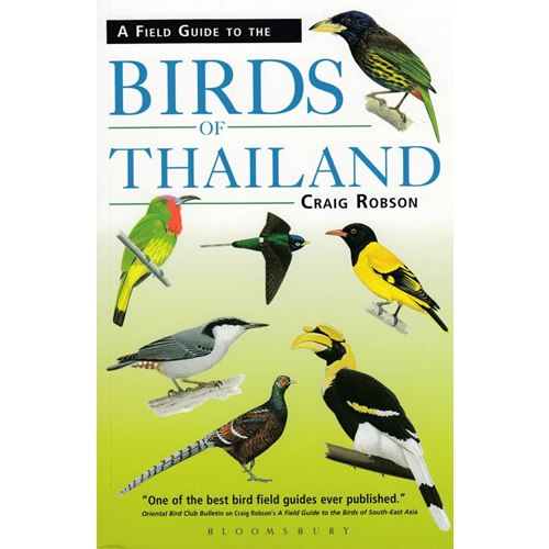 Birds of Thailand (Robson)
