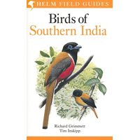 Birds of Southern India (Inskipp, Grimmet