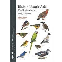 Birds of South Asia -The Ripley Guide- Volume 1+2