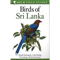 Birds of Sri Lanka (Warakagoda m.fl.)