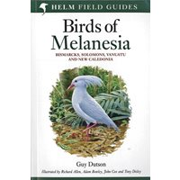 Birds of Melanesia (Dutson)