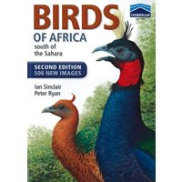 Birds of Africa South of the Sahara (Sinclair & Ryan) 2:a up